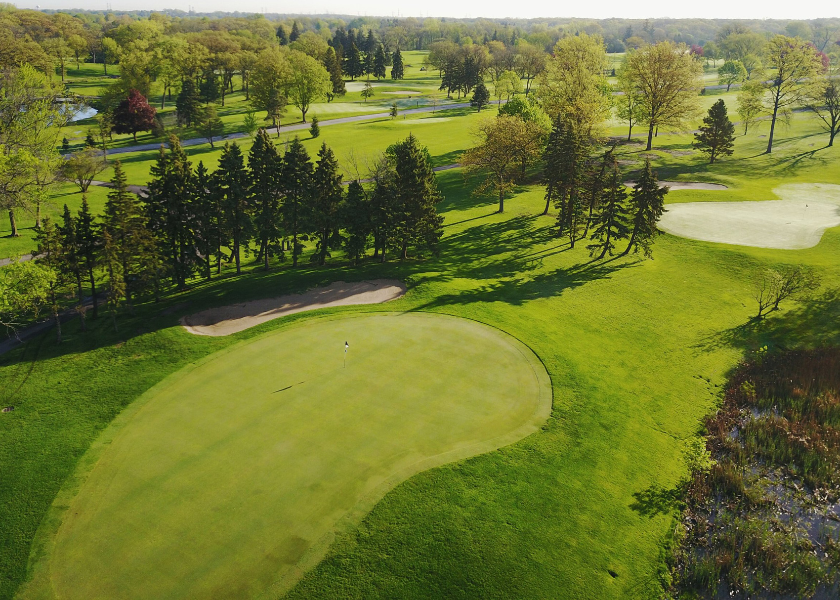 Silver Lake Country Club Orland Park Il