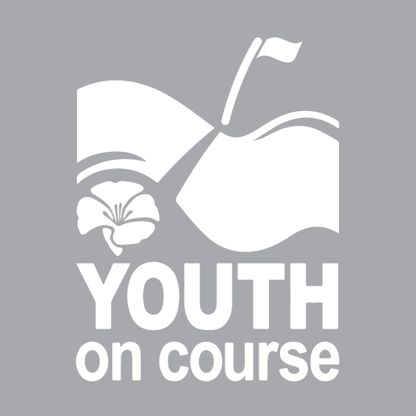 Youth on Course Golfers